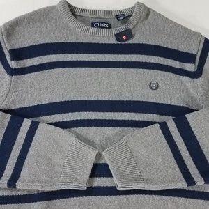 Chaps Crewneck Knit Sweater